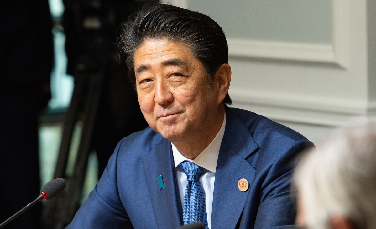 Japans Premierminister Shinzo Abe. | © #G7Charlevoix / Flickr / CC BY-NC-ND 2.0