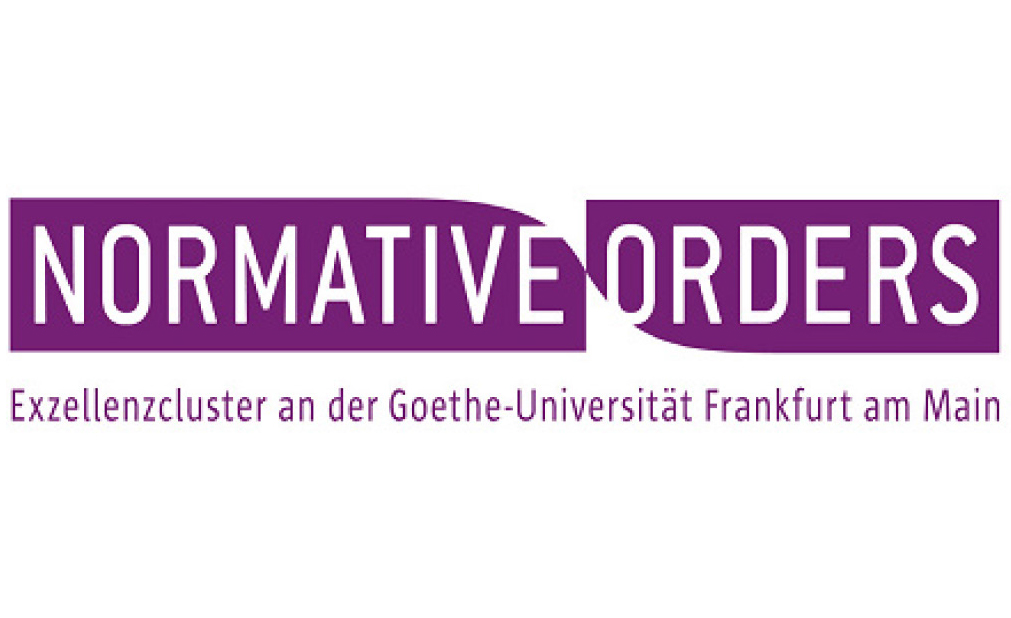 Normative Orders - Exzellenzcluster an der Goethe-Universität Frankfurt am Main