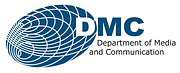 Logo des Department of Media & Communication (DMC)
