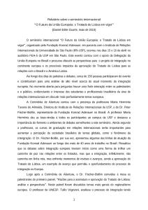 Konrad Adenauer Stiftung Auslandsbüro In Brasilien