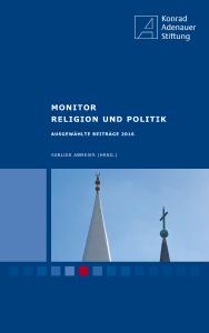 Monitor Religion Und Politik