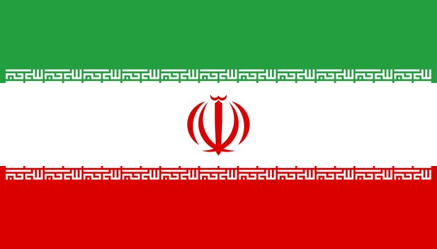 Flagge Irans