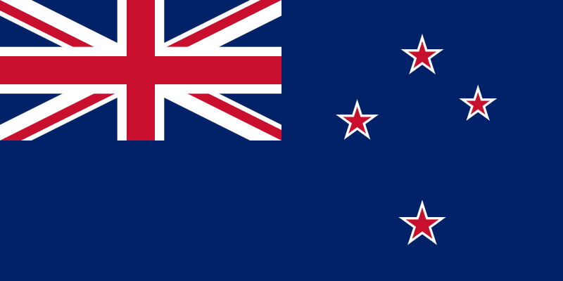 Flagge Neuseelands