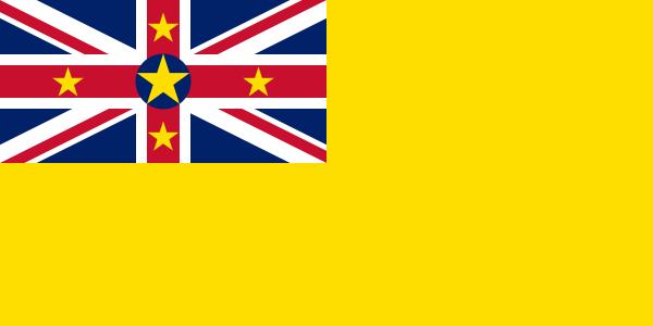 Flagge Niues