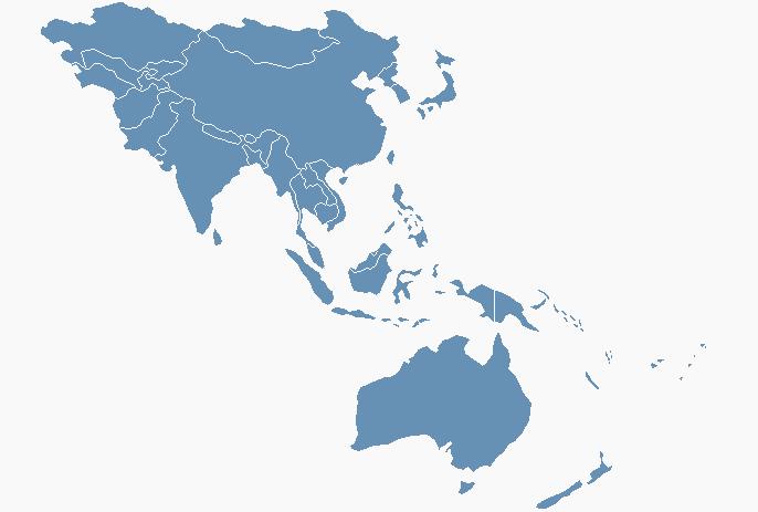 Asien und Pazifik