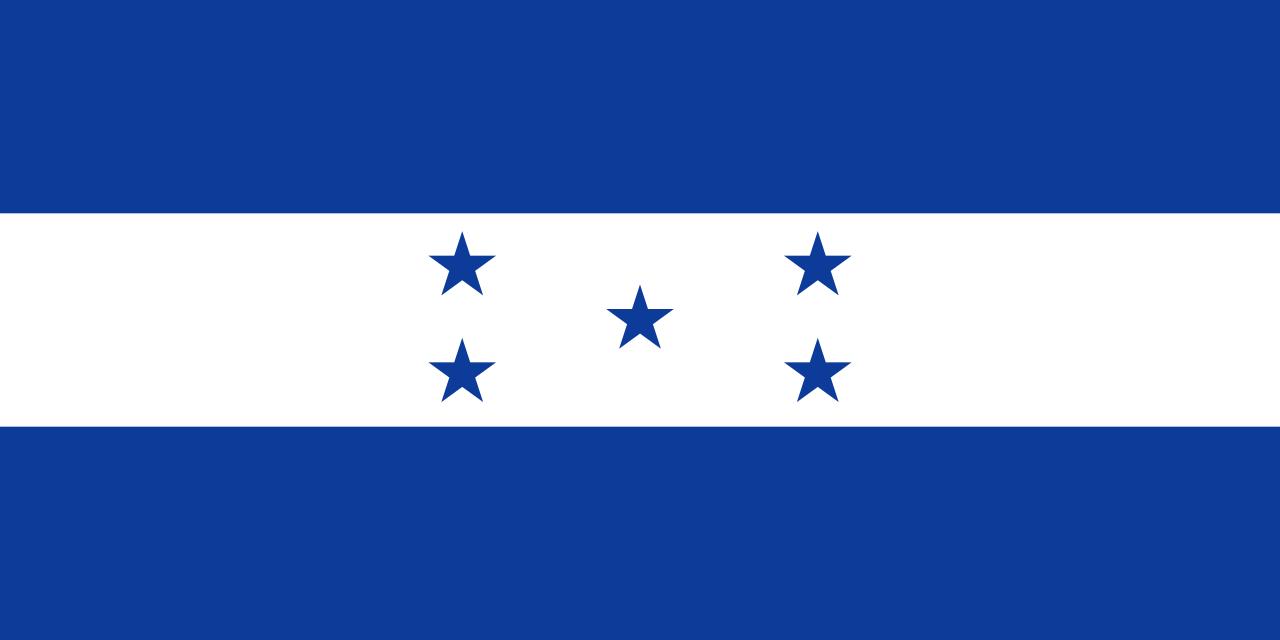 Flagge Honduras