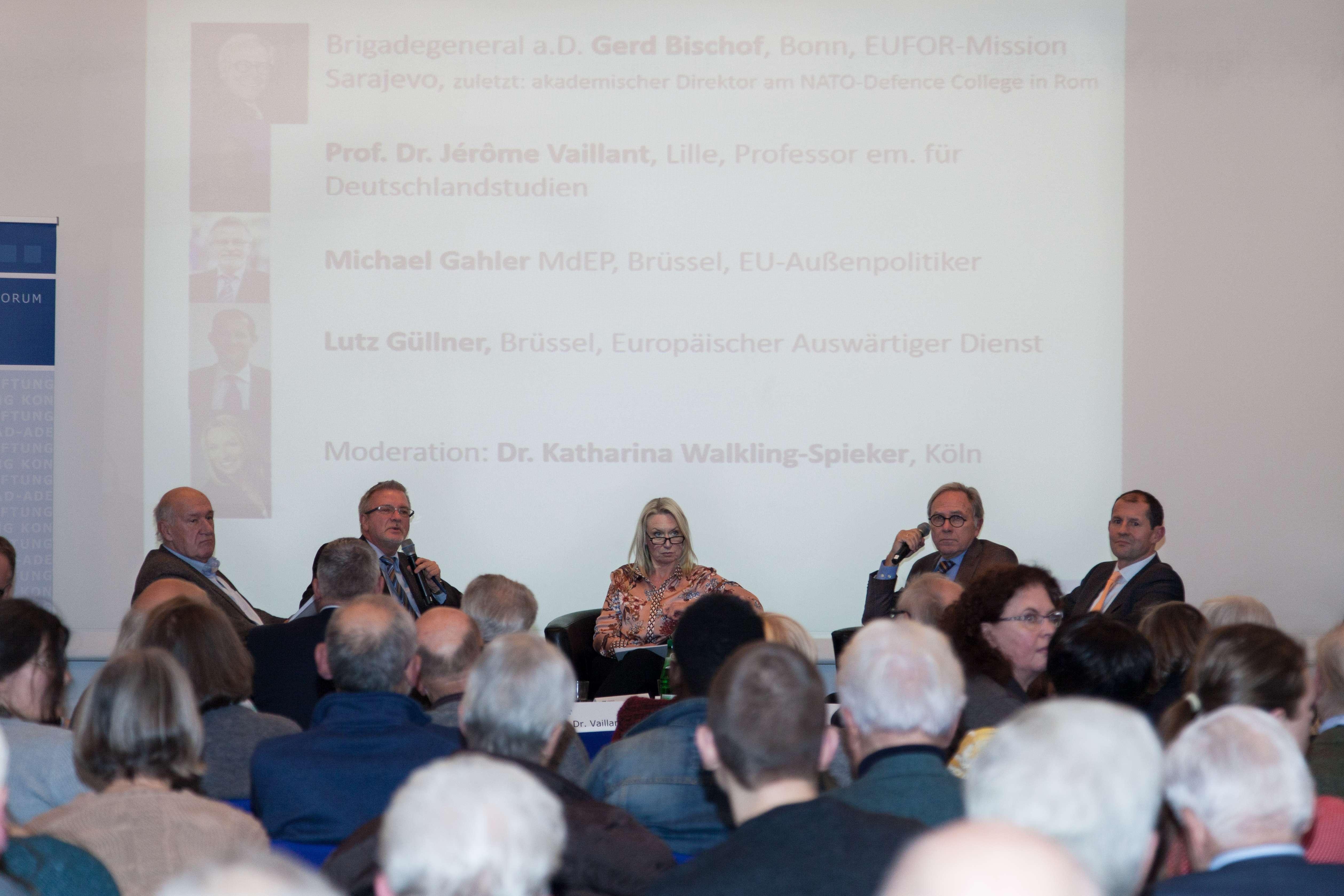 Konrad-Adenauer-Stiftung - Politisches Bildungsforum NRW und
