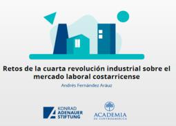 Retos de la Cuarta Revolución Industrial en el mercado laboral costarricense