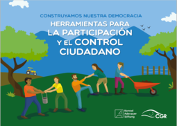 Herramientas para la participación y el control ciudadano
