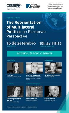 The Reorientation of Multilateral Politics: an European Perspective