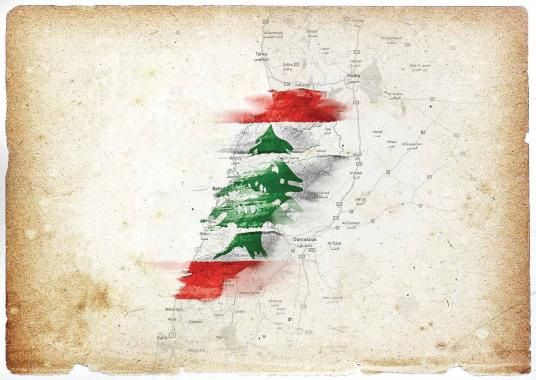 REVISITING THE PATH OF LEBANON OVER THE PAST 100 YEARS