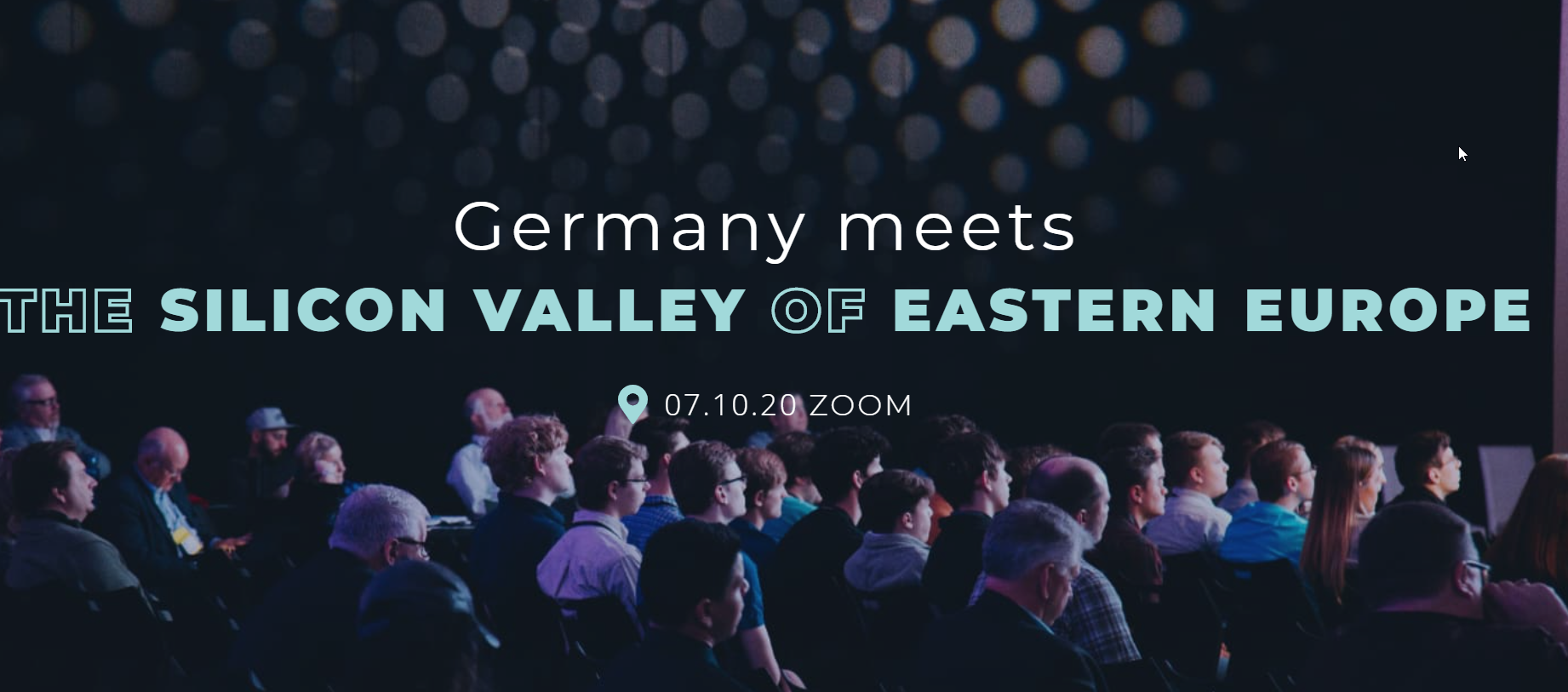 GERMANY MEETS SILICON VALLEY OF EASTERN EUROPE (III session)