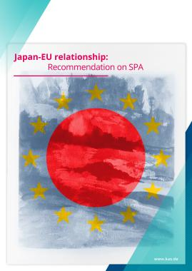 Japan-EU relationship Recommendations on SPA