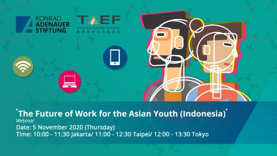 EPoster Future of Work for the Asian Youth (Indonesia)