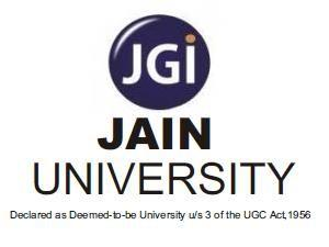 Jain (Deemed-to-be) University, Bangalore