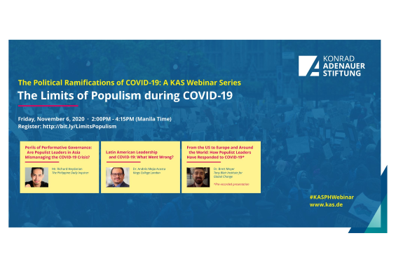 The Limits of Populism during COVID-19