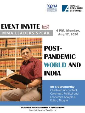 Post Pandemic World and India Report