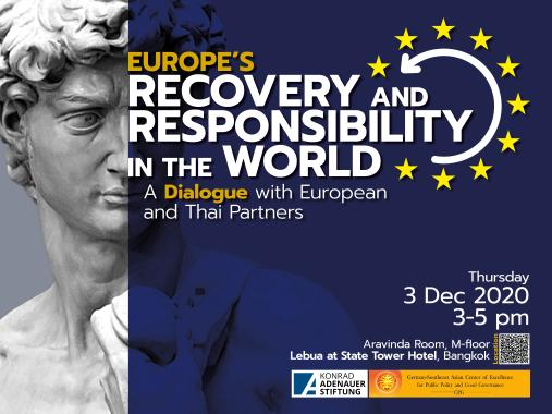 Poster-Europe's Recovery and Responsibility in the World