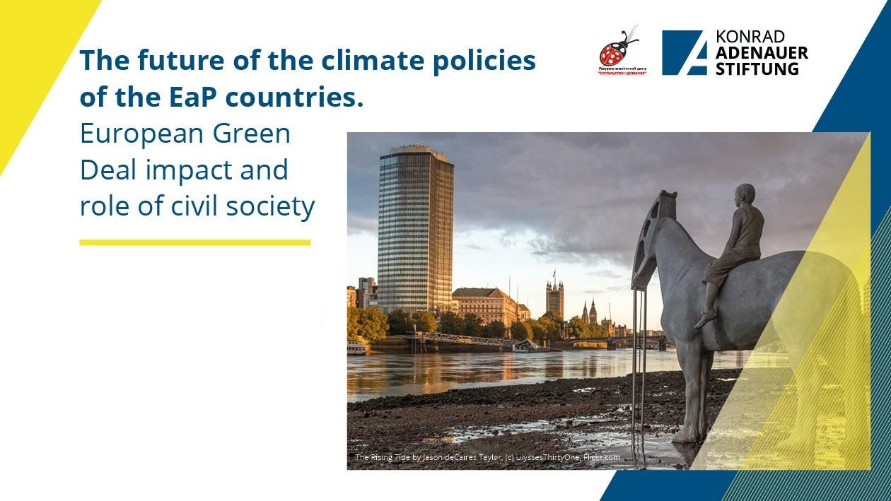 The future of the climate policies of the EaP countries European Green Deal impact and role of civil society on December 15, 2020