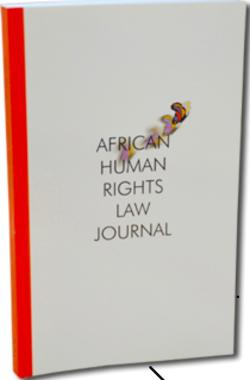 African Human Rights Law Journal Vol 2 of 2020