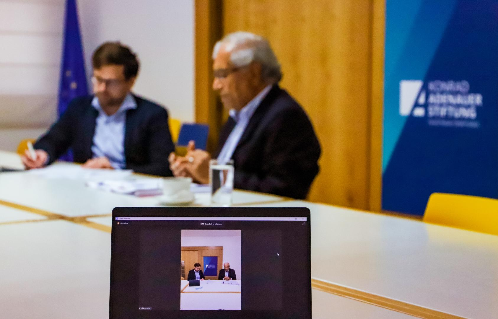 KAS/PSR virtual conference to discuss findings of poll No.78