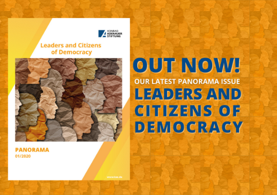 Leaders and Citizens of Democracy