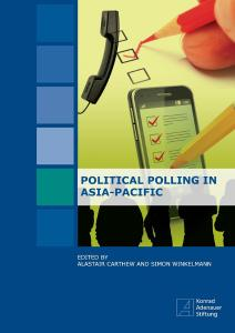 political polling cover