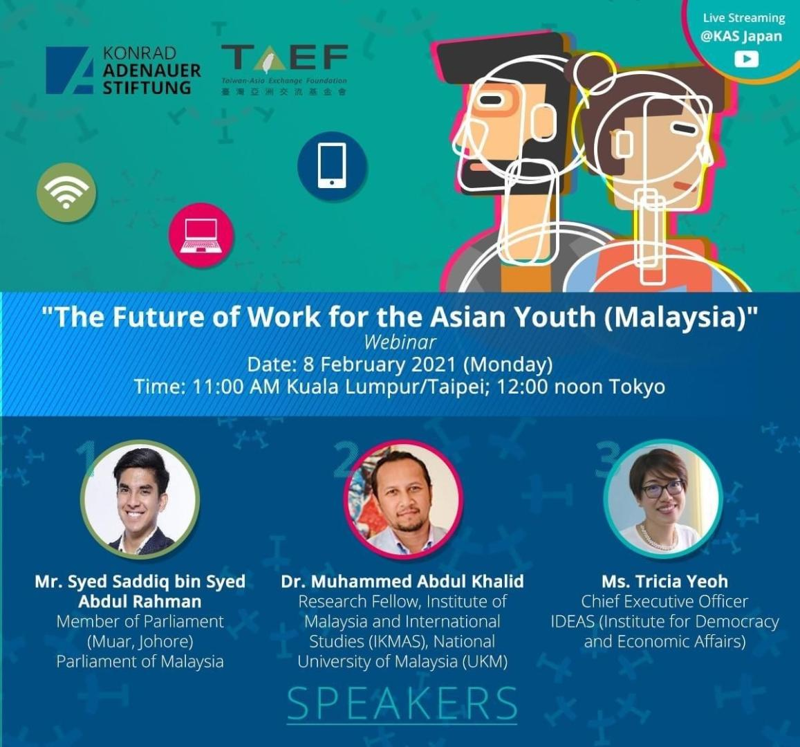 The Future of Work for the Asian Youth (Malaysia)