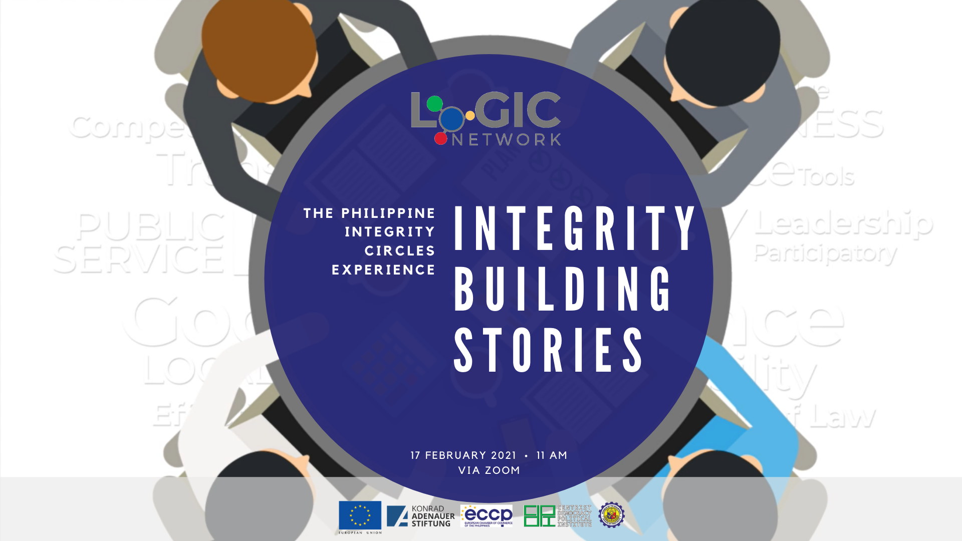 Integrity Building Stories - The Philippine Integrity Circles Experience