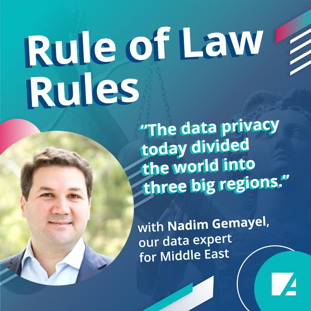 Rule of Law Rules with Nadim Gemayel