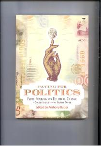 Book Cover: Paying for Politics