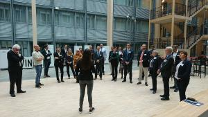 FRAM-Centre Tour (organized by Arctic Fontiers)