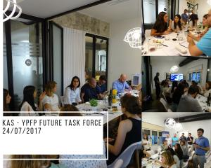 The Israel-Europe Future Task Force Project 24/07/17
