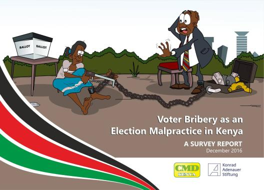 Voter Bribery as an Election Malpractice in Kenya (Cover)