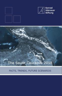 The South Caucasus 2018 (Cover)