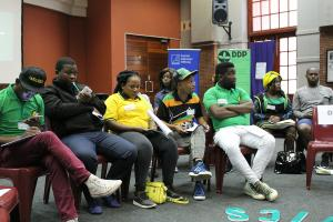 Youth in Politics Dialogue