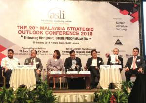 Strategic Outlook 2018 - Session 3