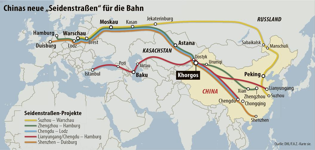 Konrad-Adenauer-Stiftung - Auslandsinformationen - Chinas Tor zur Welt