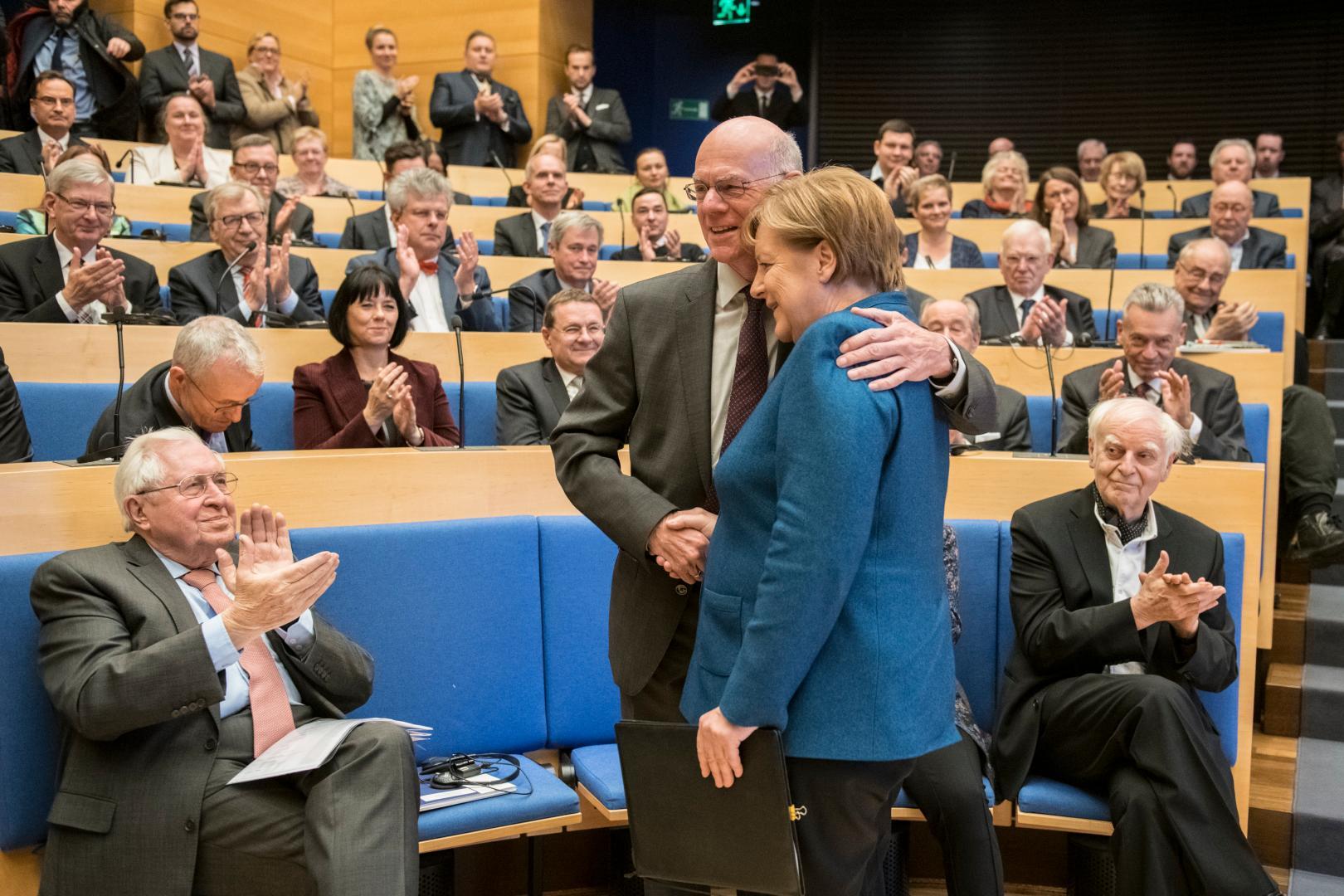 Konrad Adenauer Stiftung Das Herz Der Demokratie