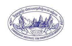 Cambodian Institute for Cooperation and Peace (CICP)