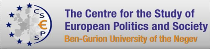 The Centre for the Study of European Politics and Society, Ben-Gurion University of the Negev