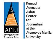 Konrad Adenauer Asian Center for Journalism (ACFJ)