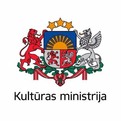 Ministry of Culture of the Republic of Latvia_Logo