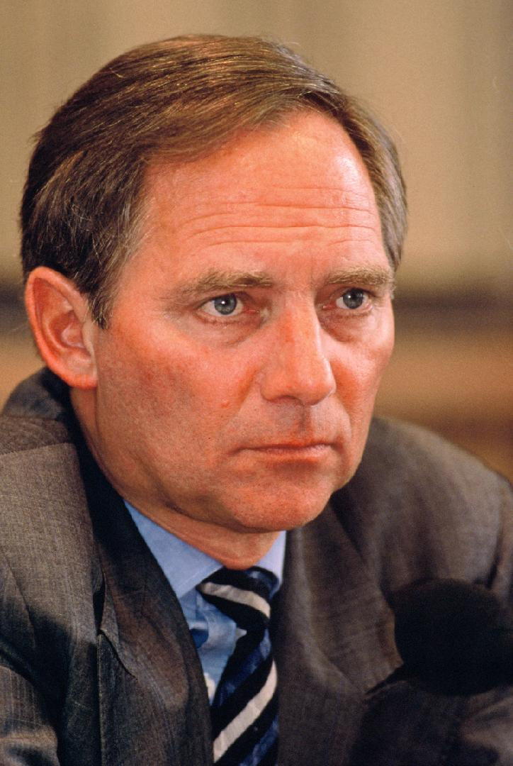 Lemo Biografie Wolfgang Schauble 11