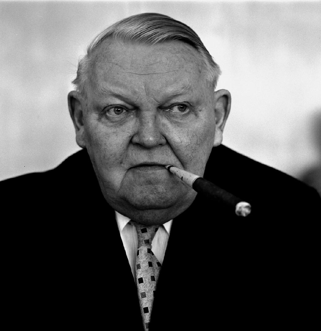 Konrad-Adenauer-Stiftung - Geschichte der CDU - Ludwig Erhard