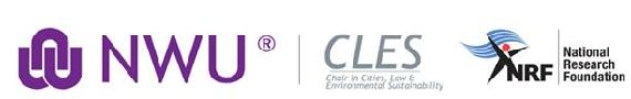 In cooperation with the South African Research Chair in Cities, Law and Environmental Sustainability (CLES).