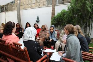 KAS Roundtable on Women, Peace & Security
