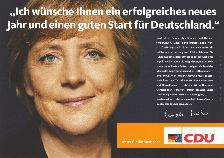 Konrad Adenauer Stiftung Geschichte Der Cdu Angela Merkel