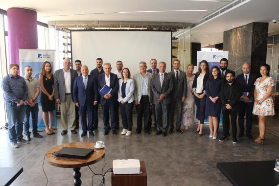 Development of the Lebanese Gas Resources - Group Photo