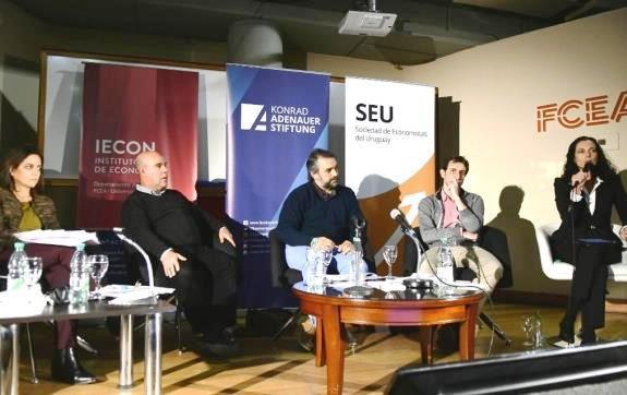 Debate referentes económicos